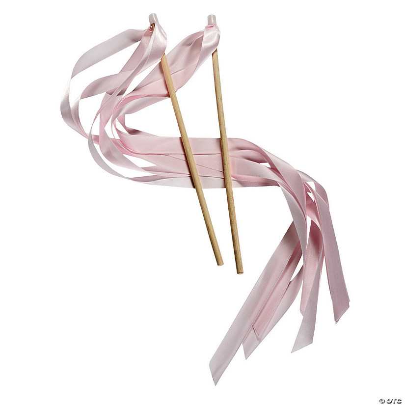 Light Pink Ribbon Wands Audio Thumbnail