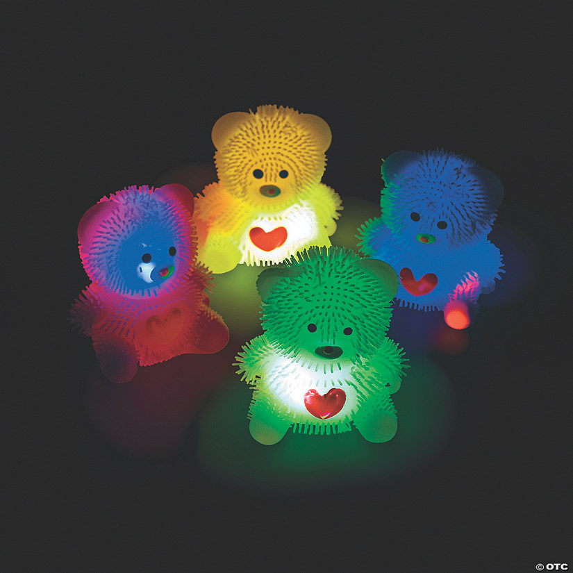 Light-Up Bears Image Thumbnail