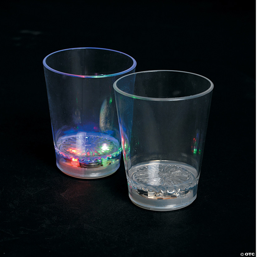Light-Up Plastic Shot Glasses Audio Thumbnail