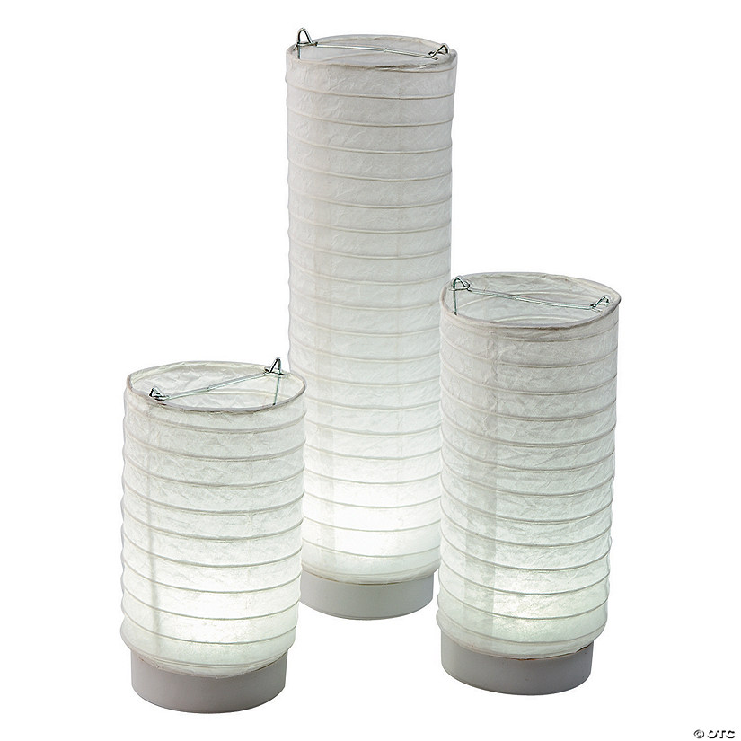 Light-Up Tabletop Lantern Party Lights