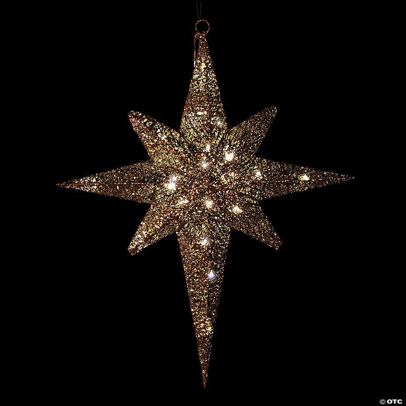 Lighted Star of Bethlehem - Discontinued