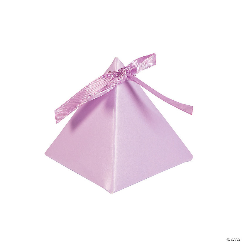 Lilac Triangle Favor Boxes Audio Thumbnail
