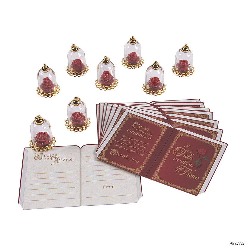 Lillian & Rose™ Fairy Tale Signing Cards & Rose Dome Favors Audio Thumbnail