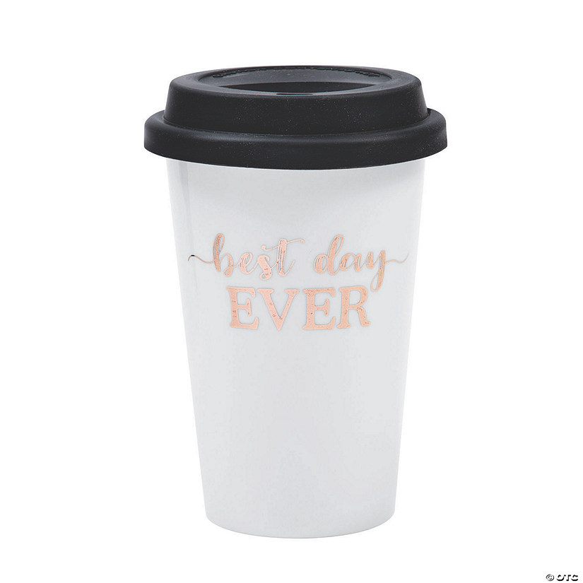 Lillian Rose™ Best Day Ever Ceramic Travel Mug Audio Thumbnail