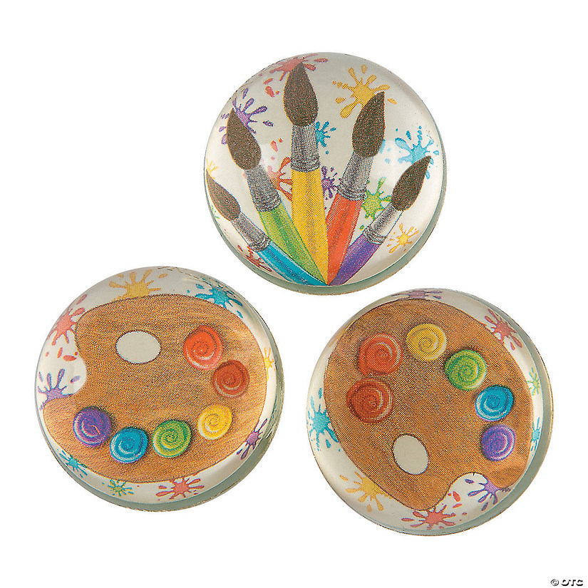 Little Artist Bouncy Balls