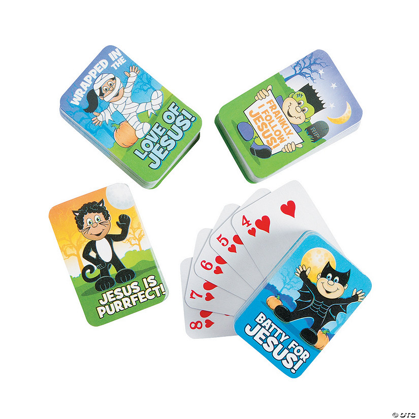 Little Boolievers Mini Playing Cards Image Thumbnail