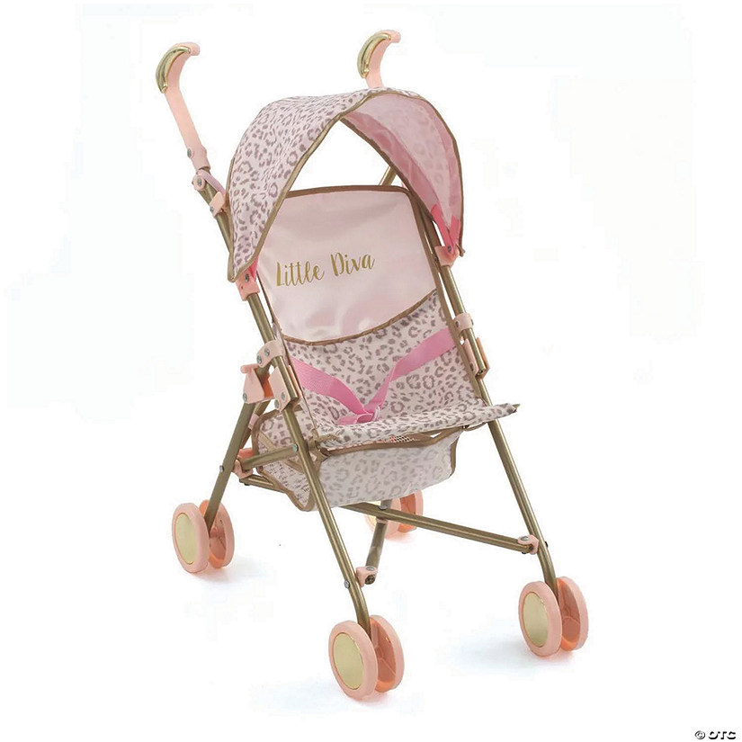 Little Diva Sun Doll Stroller