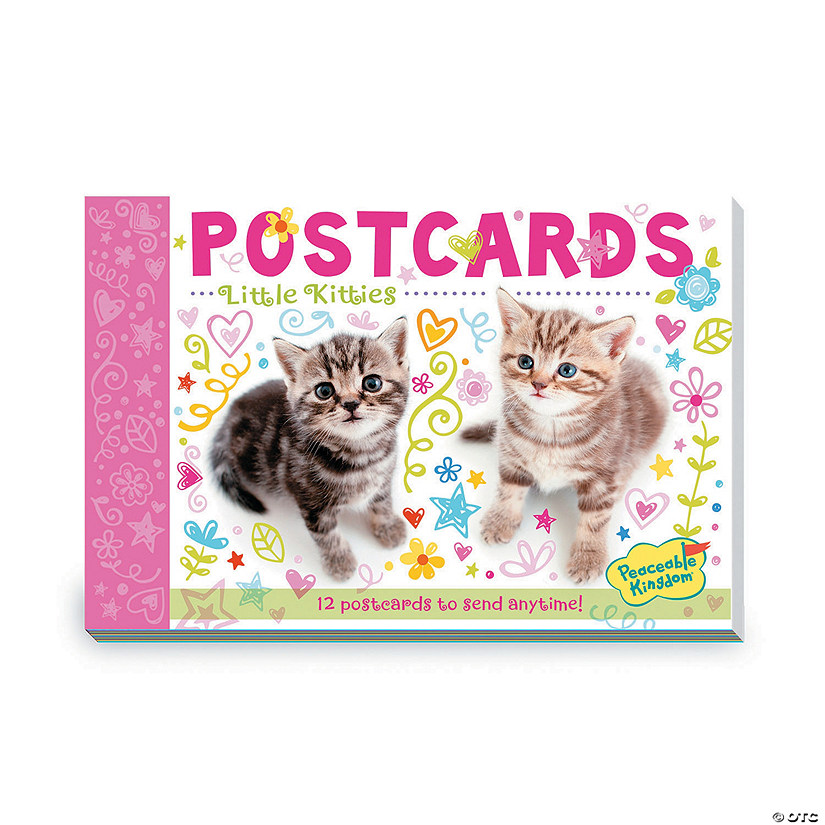 Little Kitties Postcards Image Thumbnail