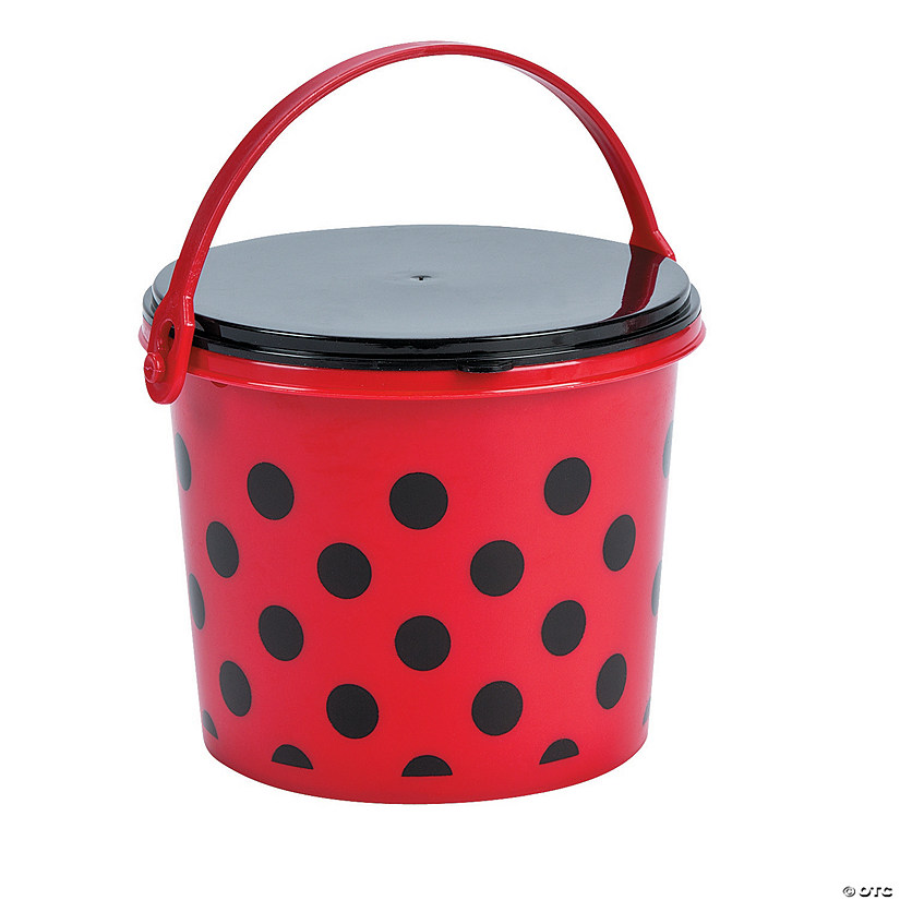 Little Ladybug Favor Pails Audio Thumbnail