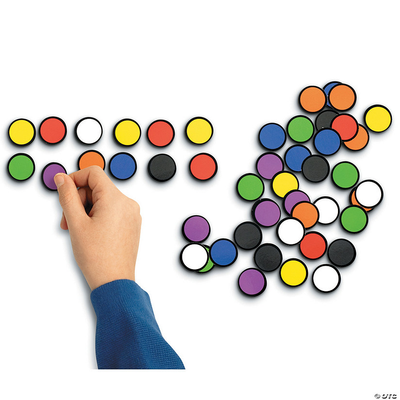 Logic Links: Colored Chip Set