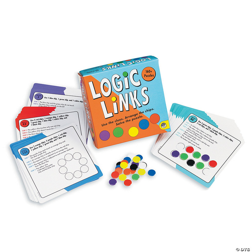 Logic Links Puzzle Box Image Thumbnail