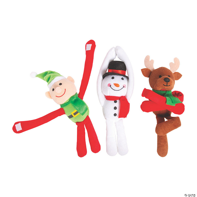 Long Arm Plush Christmas Characters Audio Thumbnail