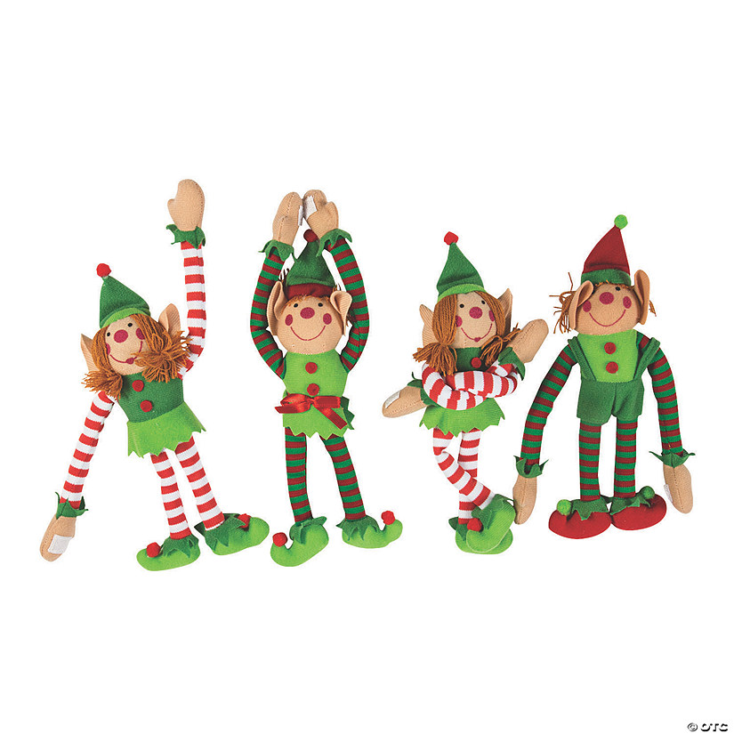 Long Arm Plush Elves Audio Thumbnail
