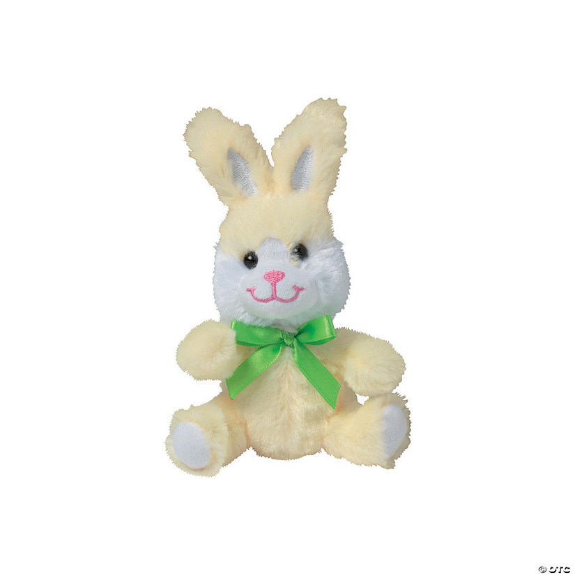 Long-Hair Stuffed Easter Bunnies Image Thumbnail