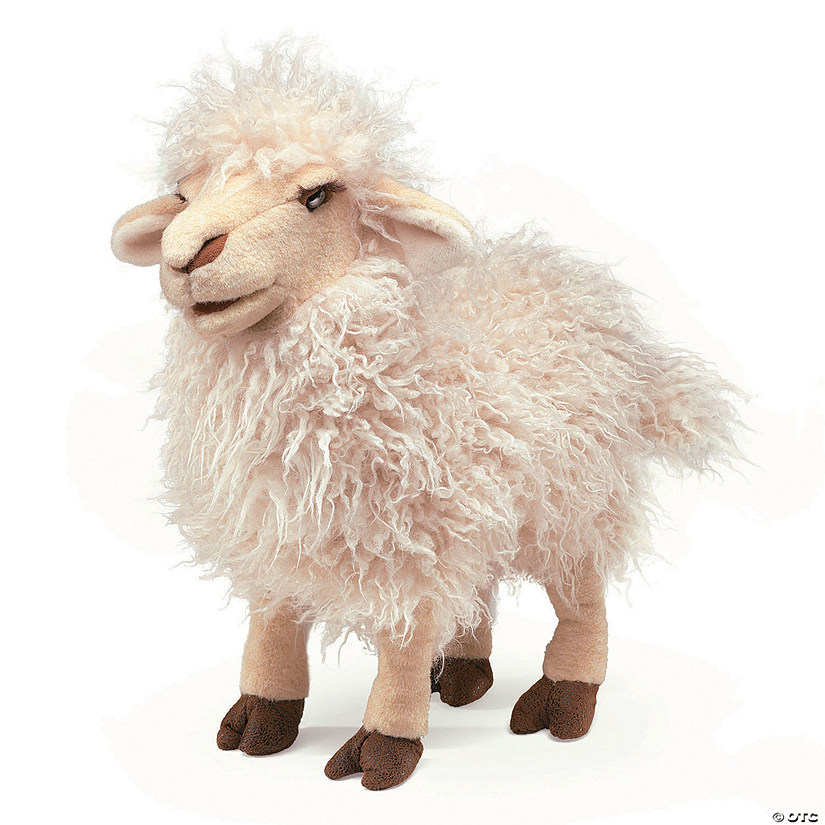 Longwool Sheep Hand Puppet Audio Thumbnail