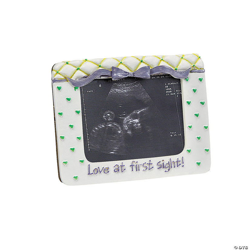 Love At First Sight Ultrasound Frame Discontinued