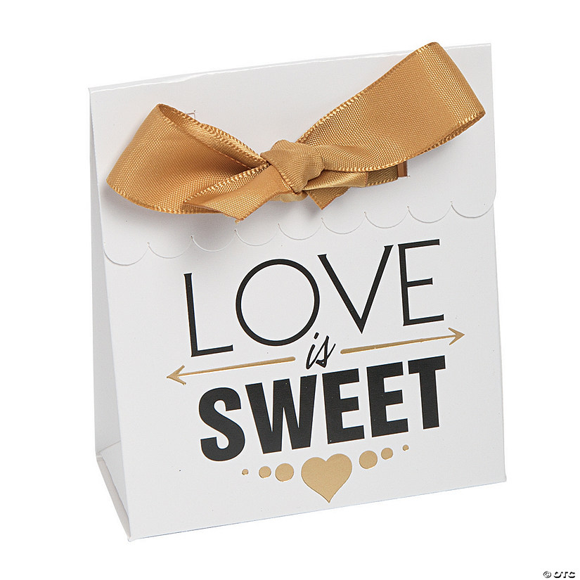 Love is Sweet Favor Boxes Audio Thumbnail
