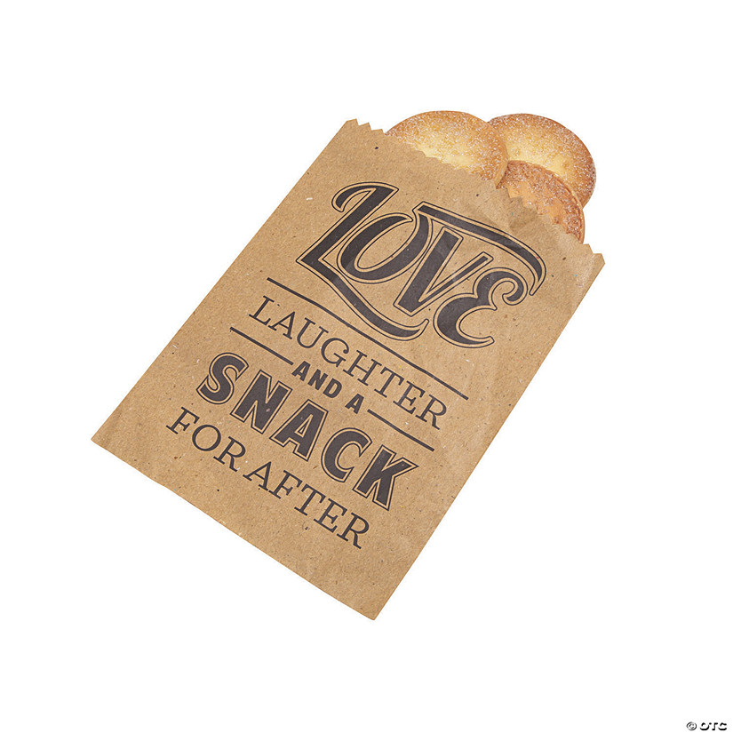Love Laughter Treat Bags Audio Thumbnail