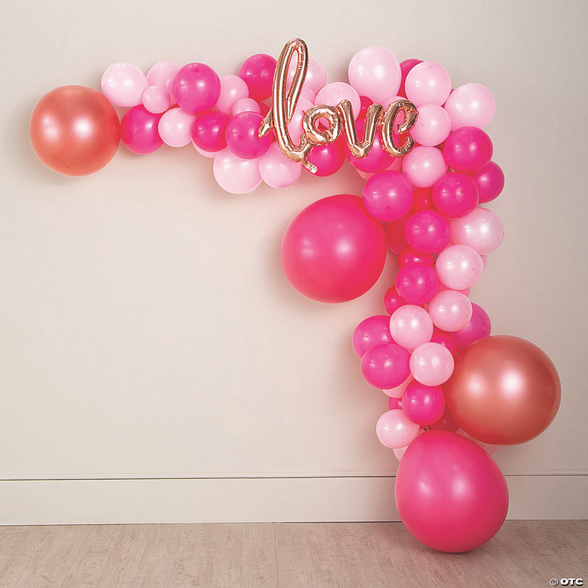 Love Pink Balloon Kit Audio Thumbnail