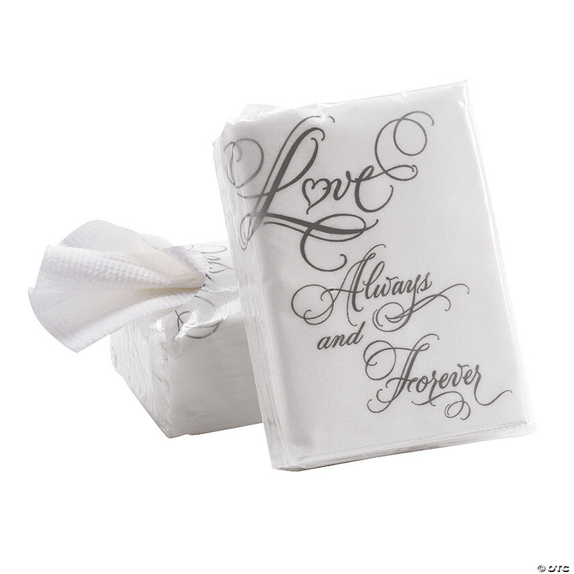 Love Wedding Facial Tissue Pocket Packs Audio Thumbnail