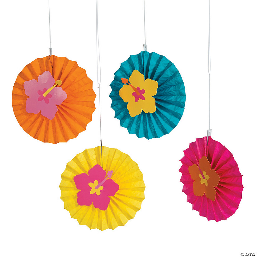Luau Icon Hanging Fans