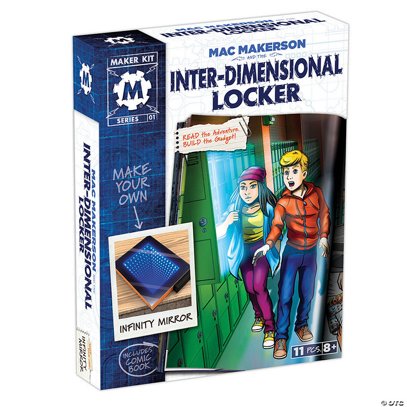 Mac Makerson Inter-Dimensional Locker