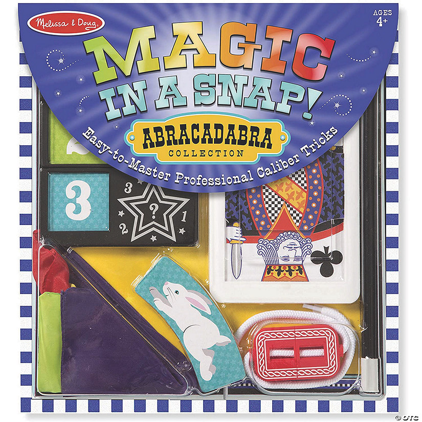 Magic in a Snap Abracadabra Collection Image Thumbnail