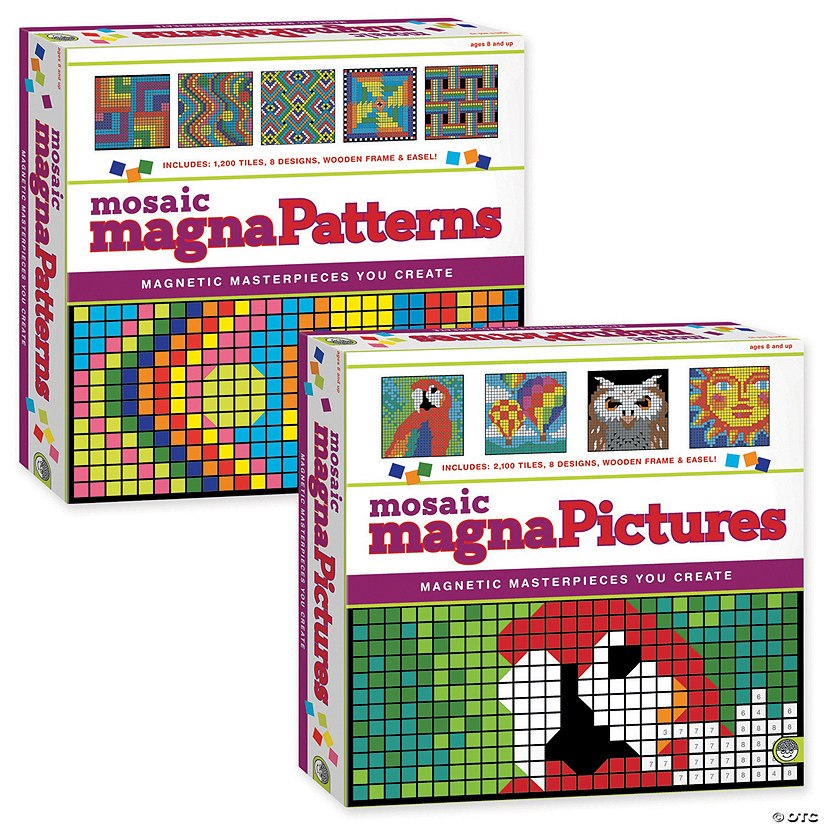Magnetic Masterpieces: Set of 2