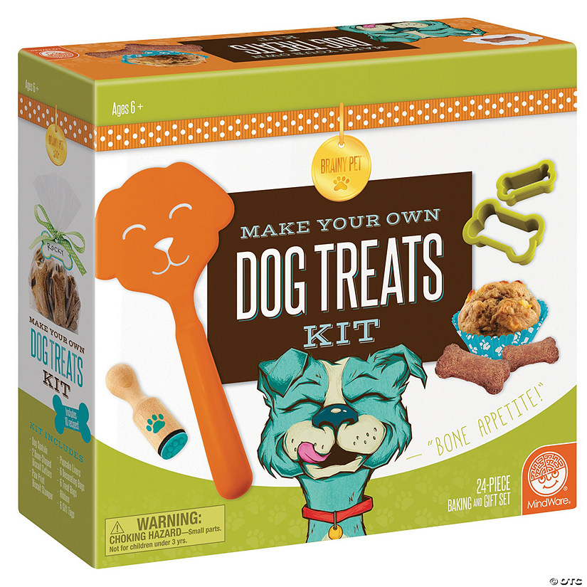 Make Your Own Dog Treats Kit Audio Thumbnail