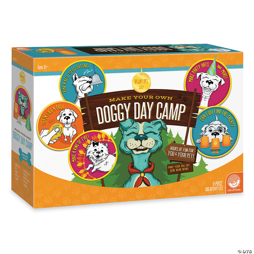 Make Your Own Doggy Day Camp