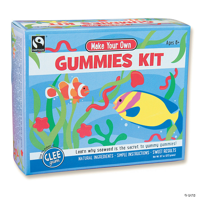 Make Your Own Gummies Kit Audio Thumbnail
