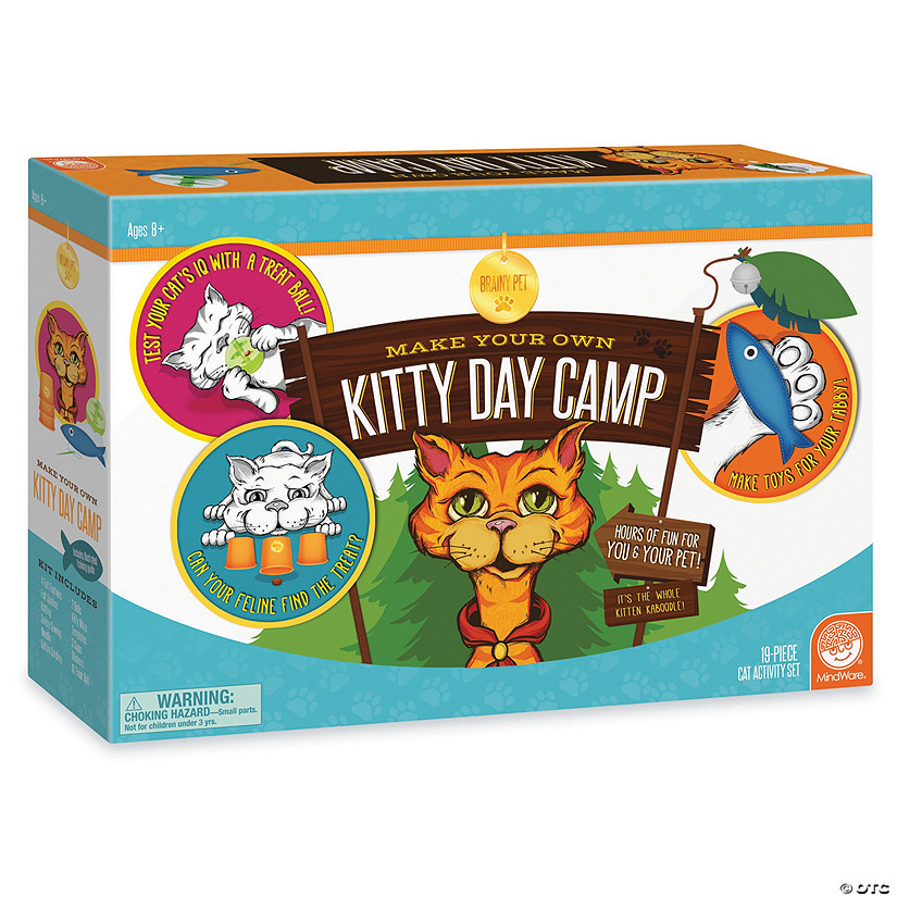 Make Your Own Kitty Day Camp Audio Thumbnail