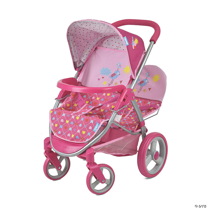 Malibu Double Doll Stroller Audio Thumbnail
