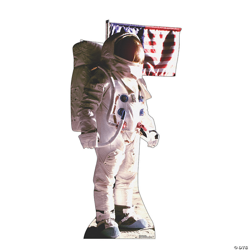 Man on the Moon Astronaut Stand-Up Audio Thumbnail