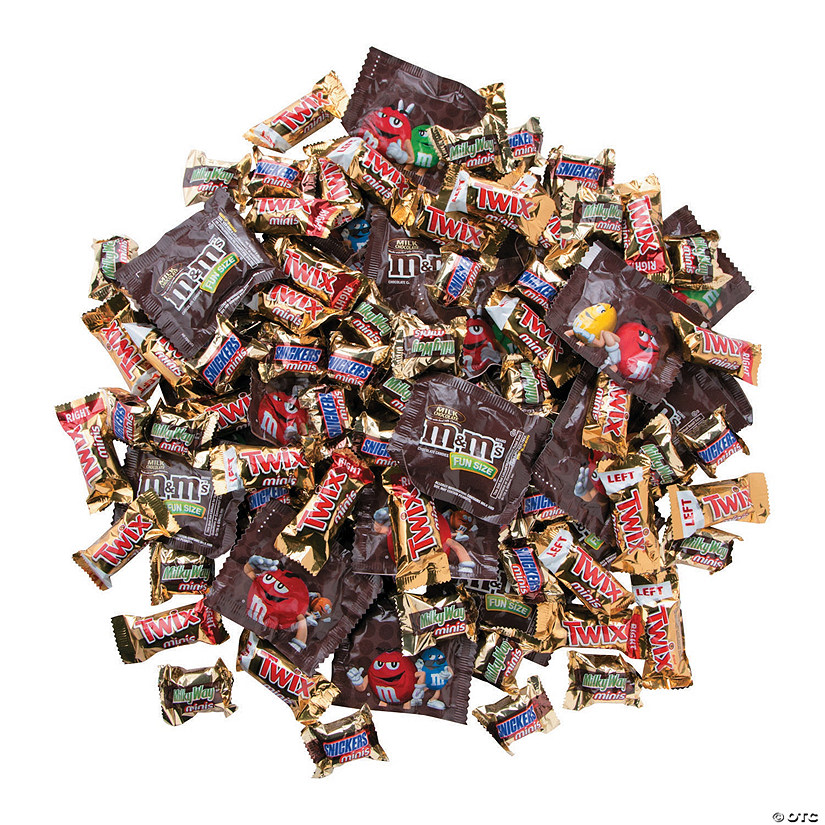 M&M® Mars® Kids' Favorites™ Chocolate Candy Audio Thumbnail