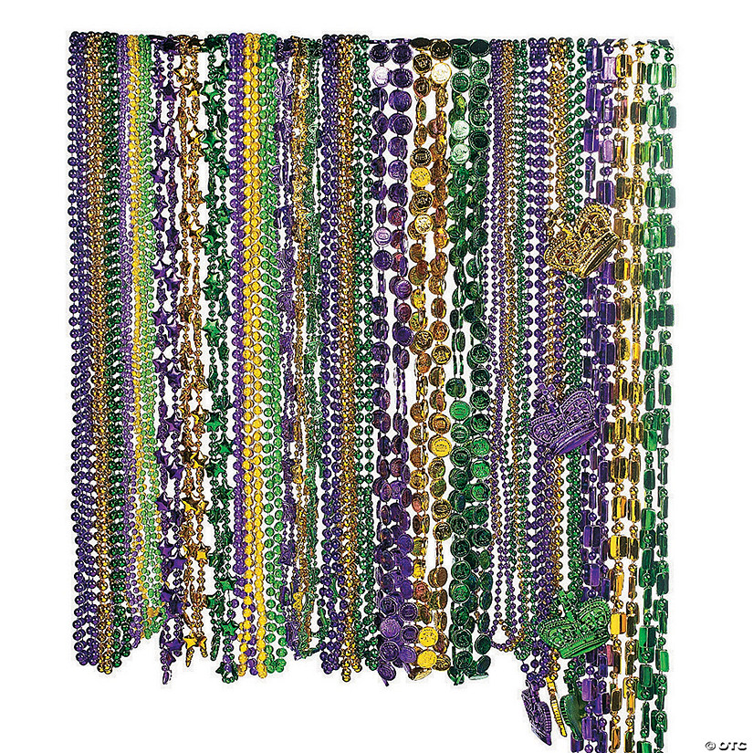 Mardi Gras Beads Assortment Audio Thumbnail