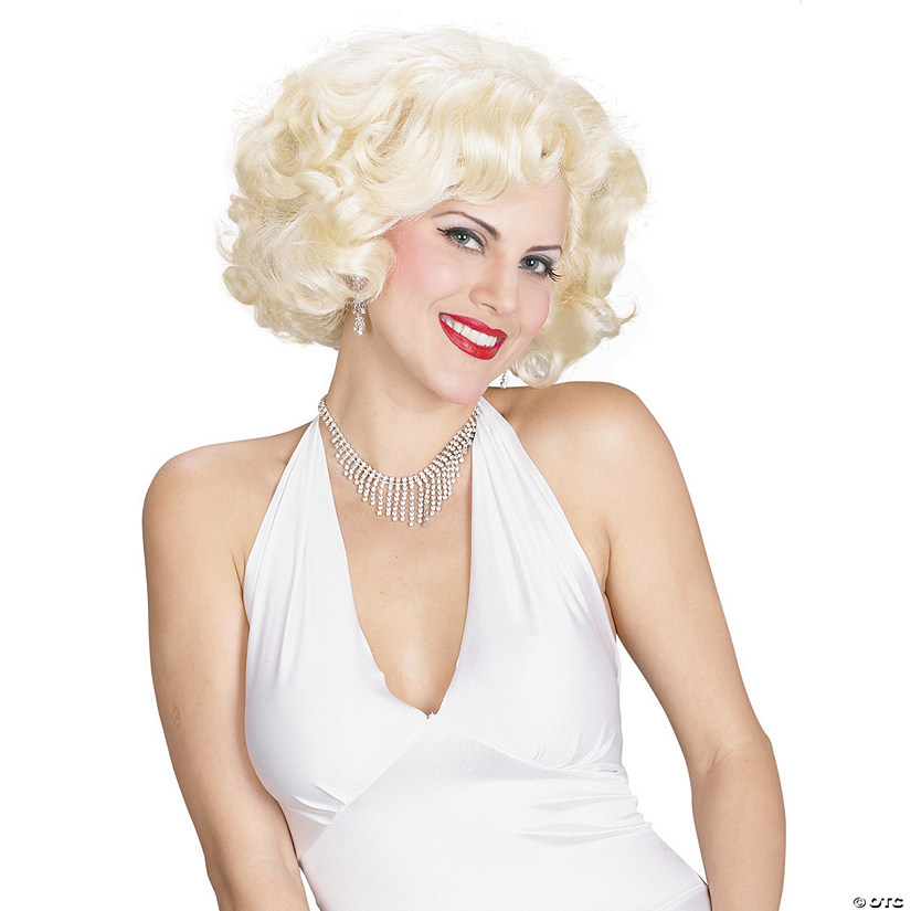 Marilyn Monroe Wig Audio Thumbnail