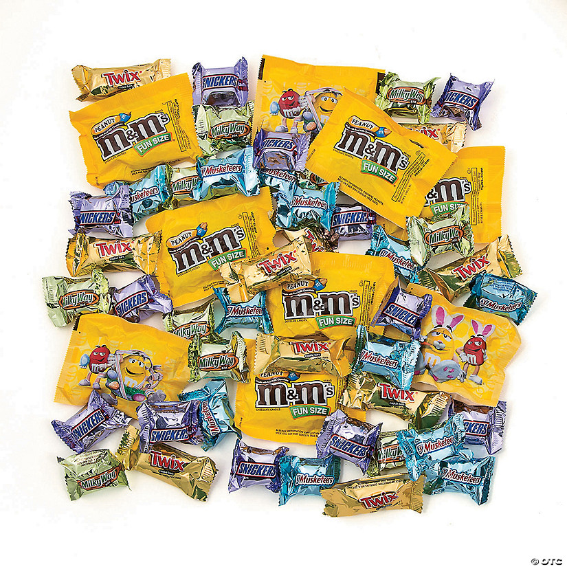 Mars<sup>&#174;</sup> Mini Chocolate Easter Candy Assortment Audio Thumbnail