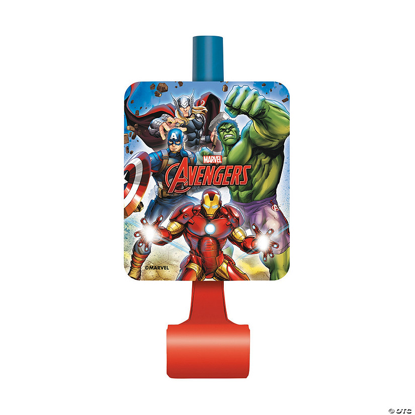 Marvel Comics The Avengers™ Blowouts Image Thumbnail