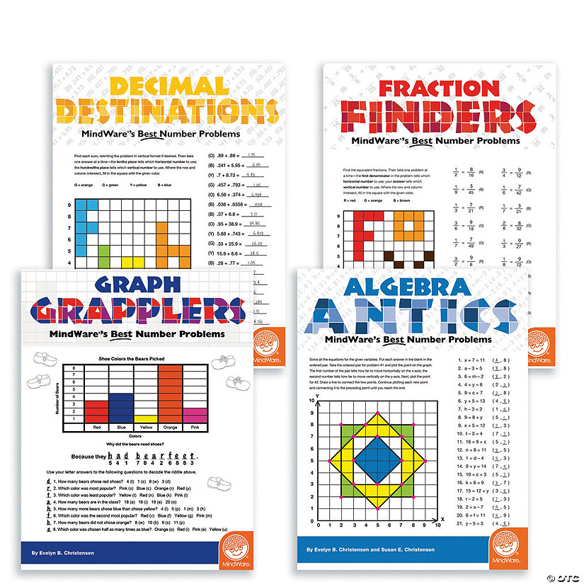 Math Adventures Beyond the Basics: Set of 4 Audio Thumbnail