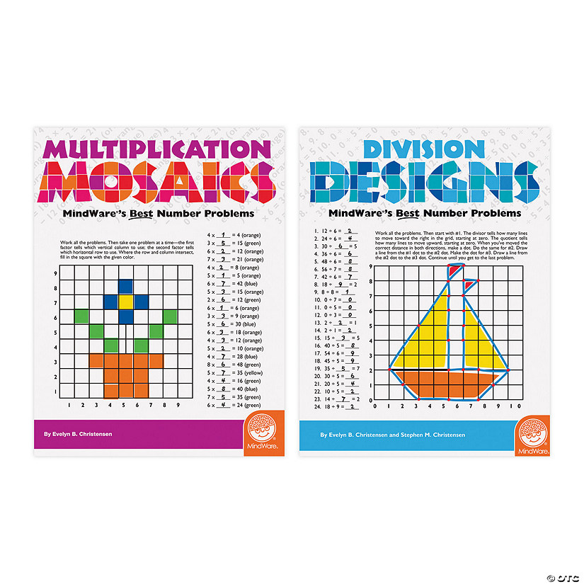 Math Adventures Multiplication and Division: Set of 3 Image Thumbnail