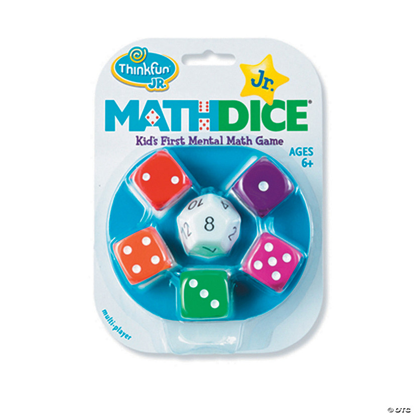 Math Dice Jr. Audio Thumbnail