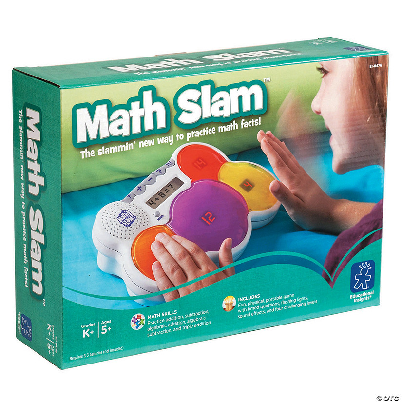 Math Slam Audio Thumbnail