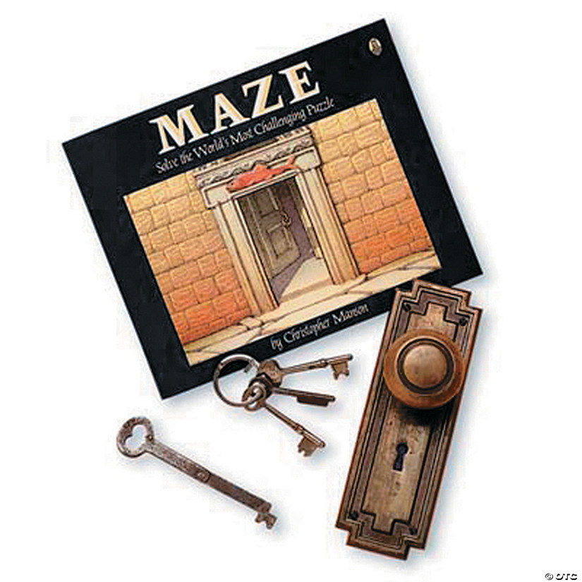 Maze Book Audio Thumbnail