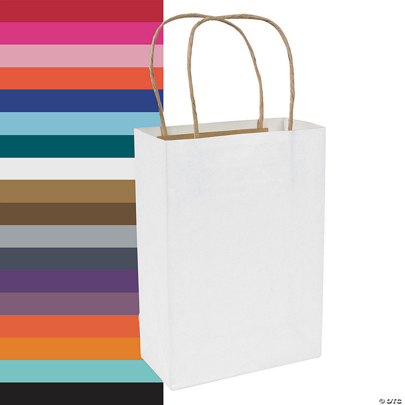 Medium Kraft Paper Bags Image Thumbnail
