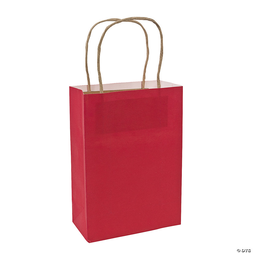 Medium Red Gift Bags Audio Thumbnail
