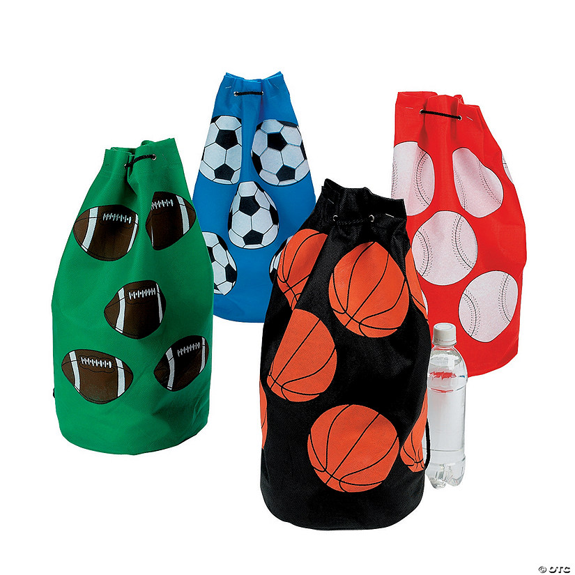 Medium Sport Ball Drawstring Bags Audio Thumbnail