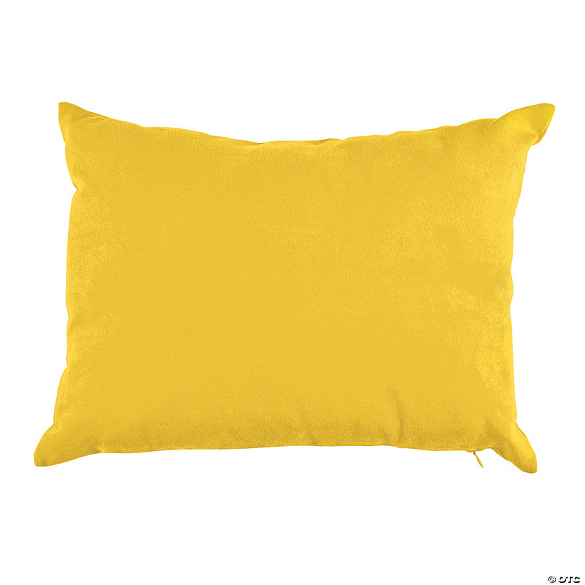 Medium Yellow Pillow