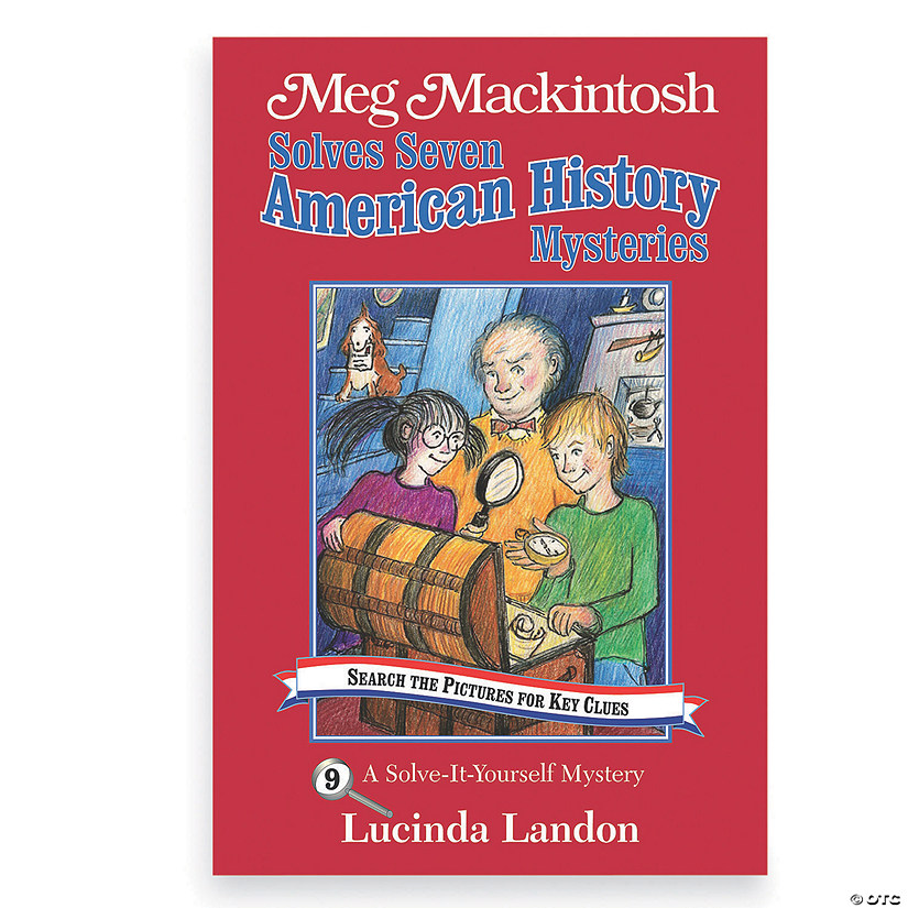 Meg Mackintosh Mysteries: American History