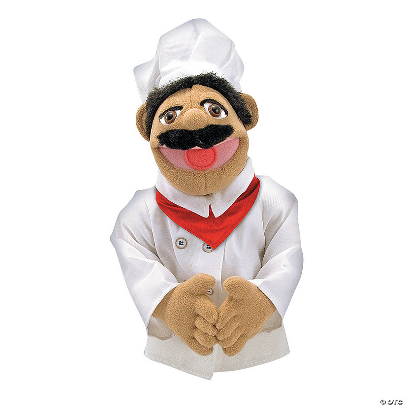 Melissa & Doug® Chef Puppet Audio Thumbnail